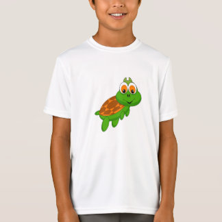 Kids Turtle T Shirt
