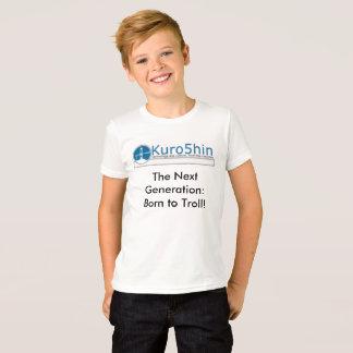 KId's unisex T-shirt, Kuro5hin the next generation T-Shirt