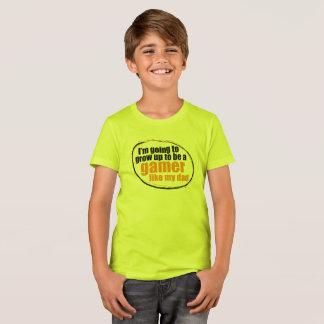 Kids video game t-shirt