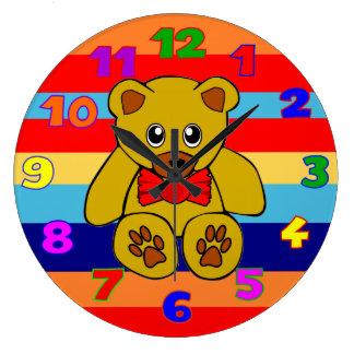 kids wall clock,kids room,Girls room Clock