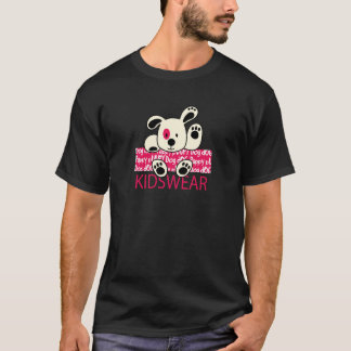 kids wear, baby dog T-Shirt