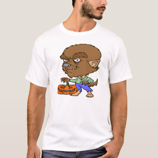 Kids Werewolf T-shirts