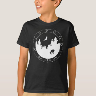 Kids' Wildwoods Logo T (Dark Colors T-Shirt