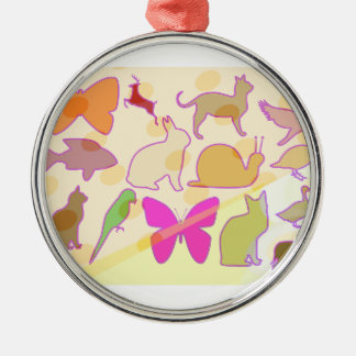 KIDS ZOO : Animal Cartoon Collections Ornament