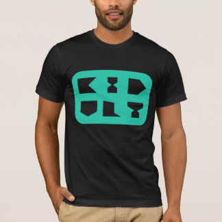 KIDULT SQUIRCLE MINT T-Shirt