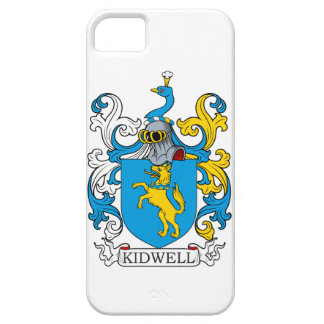 Kidwell Family Crest iPhone 5 Cover