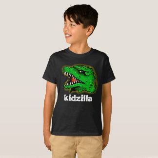 KIDZILLA MONSTER by Jetpackcorps T-Shirt