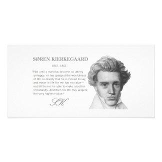 Kierkegaard—Life's Highest Value Picture Card