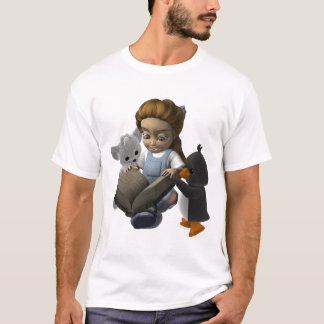 Kiki Reads T-Shirt