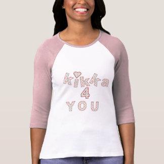 kikka4YOU 3/4 sleeve T-Shirt