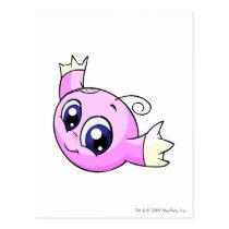 Kiko Pink postcards