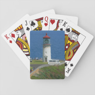 Kilaeua Lighthouse - Kauai Hawaii Playing Cards