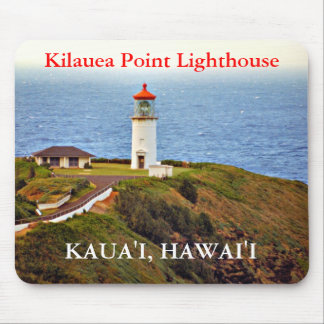 Kilauea Point Lighthouse, Kaua'i, Hawai'i Mousepad