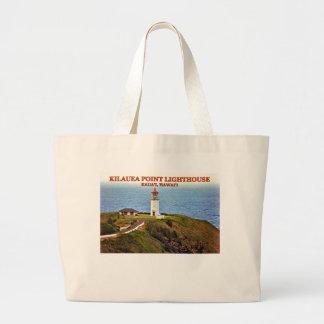 Kilauea Point Lighthouse, Kauai, Hawaii Tote Bag