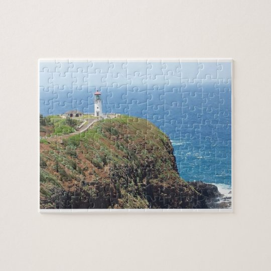 Kilauea Point Lighthouse Puzzle