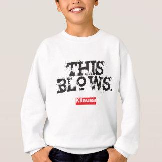 Kilauea Volcano, Hawaii: This Blows Sweatshirt
