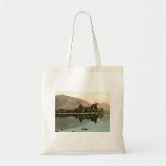 Kilchurn Castle, Argyll and Bute, Scotland Budget Tote Bag