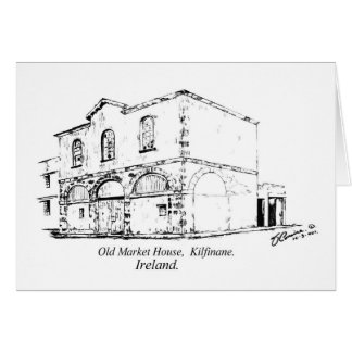 KILFINANE OLD MARKET HOUSE CARD