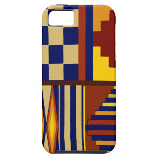 Kilim Prayer Rug design Case For The iPhone 5