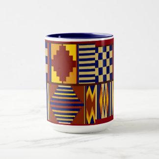 Kilim Prayer Rug design Mug