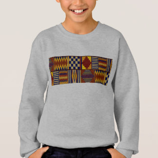 Kilim Prayer Rug design Sweatshirt