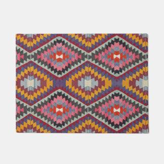 Kilim Style Doormat