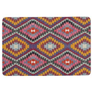 Kilim Style Floor Mat