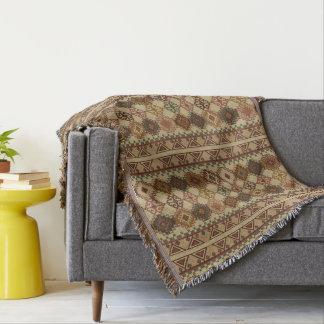 Kilim Throw Blanket