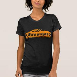 Kilimajaro orange t shirt