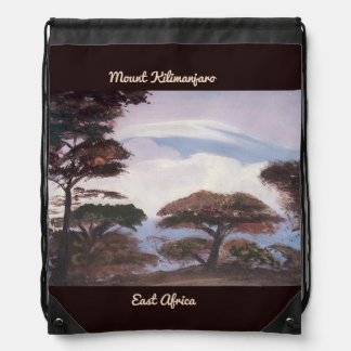 Kilimanjaro, Drawstring Backpack