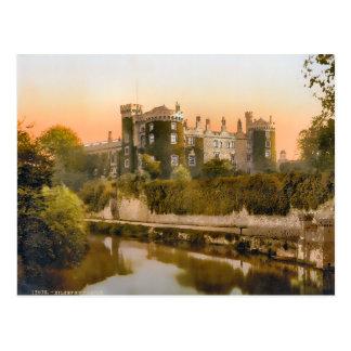 Kilkenny Castle Ireland 2015 Calendar Postcard