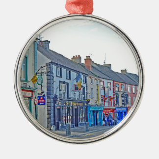 Kilkenny Street Tom Wurl Metal Ornament