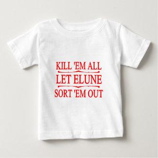Kill 'Em All Baby T-Shirt
