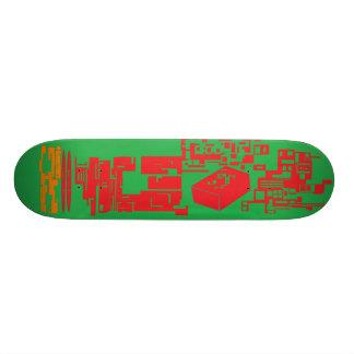 kill nice skateboard