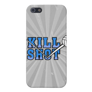 kill shot volleyball design cover for iPhone 5/5S