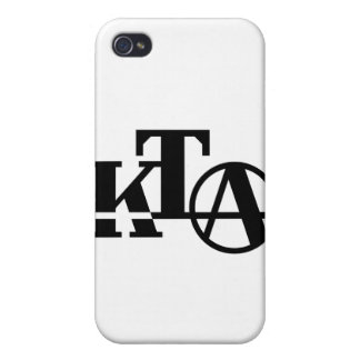 Kill The Autocrat (KTA) iPhone4 Case iPhone 4 Covers