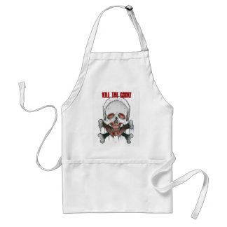 Kill the Cook! Standard Apron