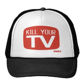 KILL YOUR TV CAP