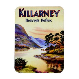 Killarney Ireland Travel Poster Magnet