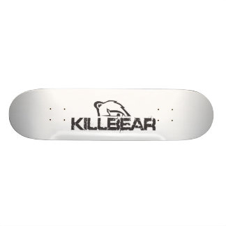 KILLBEAR-can you see me Skate Board Deck