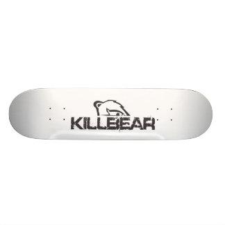 KILLBEAR-can you see me Skate Board Deck