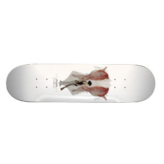Killed for kill Skateboard01 Skateboard Deck