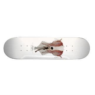 Killed for kill Skateboard01 Skateboard Deck