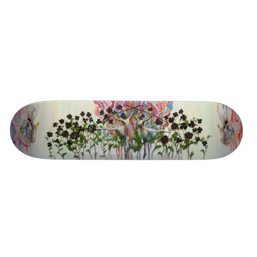 Killed for kill Skateboard04 Custom Skate Board