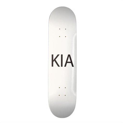 Killed In Action.ai Skate Decks