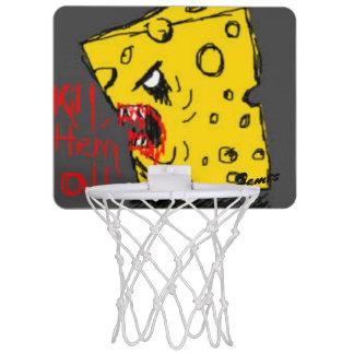 Killer Cheese Mini Basketball Hoop