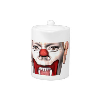 Killer Clown looking to the front