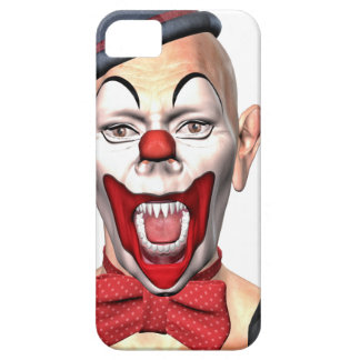 Killer Clown looking to the front Case For The iPhone 5