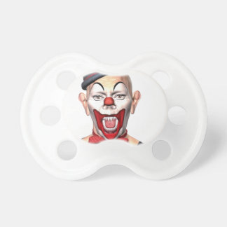Killer Clown looking to the front Dummy