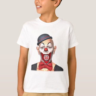 Killer Clown looking to the front T-Shirt